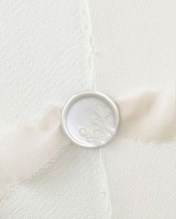Bâtonnets d'étanchéité blanc perle (Paquet de 5)